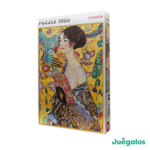 puzzle_1000_piezas_lady_with_fan_klimt