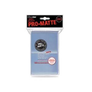 Protectores Pro-Matte STD (X100), Transparente
