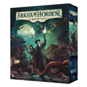 arkham horror el juego de cartas ed. revisada