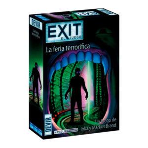 Exit La Feria terrorifica.