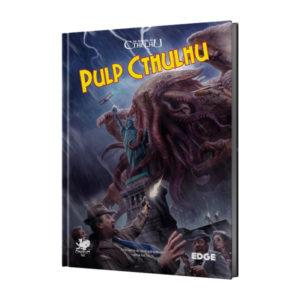 La Llamada de Cthulhu 7ed Pulp Cthulhu